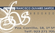 Abogado Francisco Olivares en Salamanca