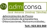 Admiconsa - Administración de Fincas - Gestion Inmobiliaria - Asesoramiento Integral